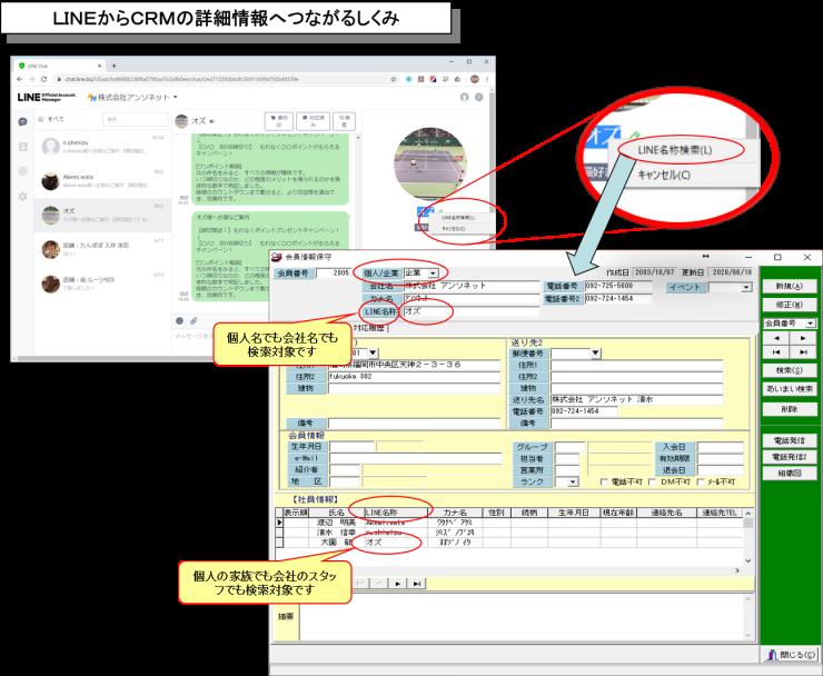 ケータイ・LINE連携オプション5